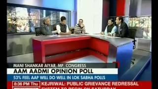 Aam Aadmi Opinion Poll: Will AAP Succeed in Lok Sabha Elections?(HEADLINE TODAY 09-01-14)