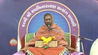 Jay Jay Jay Ghanshyam Tumhari Kirtan Vivechan Katha At Satsang Chhavani 2015 Day 3