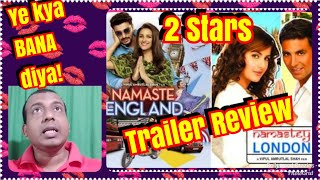 Namastey England Trailer Review