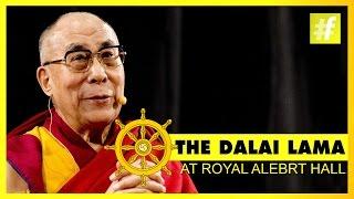 Dalai Lama | On Human Values | Royal Albert Hall