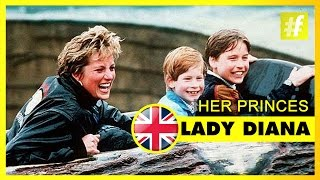 Lady Diana in the words of Prince William and Prince Harry | Candid Interview