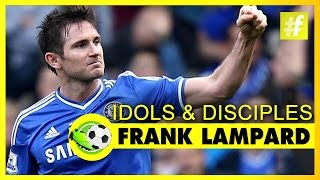 Frank Lampard Idols and Disciples - Football Heroes