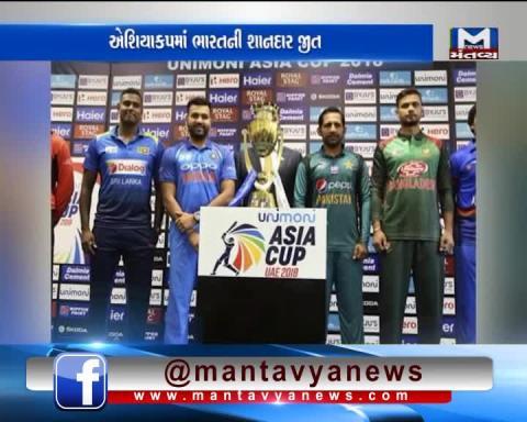 India vs Bangladesh, Asia Cup 2018 highlights: India beat Bangladesh by 7 wickets