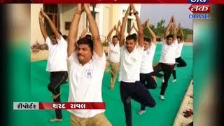 Hadiyana+Surat+Junagadh : Yog  Day Celebrated With Merriment In Saurashtra