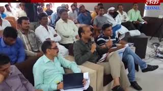 Rajula : Opposition in the Lok Hearing against the drawbacks of coastal village map in czmp