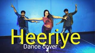 Heeriye Song  - Race 3  | Dance cover  | Salman Khan, Jacqueline | kunal more | dance floor studio