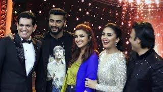 Indias Best Dramebaaz | Parineeti Chopra And Arjun Kapoor Promotes Namaste England