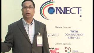 Connect 2011:Mr Raj Bala,Chief Technology Officer-Cognizant Technology Solutions India Pvt Ltd