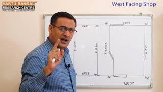 Vastu Tips For West Facing Solar Panel Shop   Showroom Part 1   Vastu Bansal   Dr  Rajender Bansal