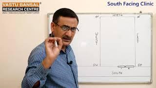 Vastu Tips For South Facing Clinic   Vastu Bansal   Dr  Rajender Bansal