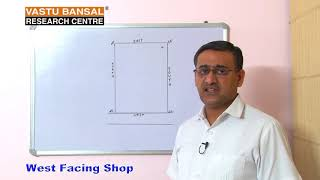 Vastu tips for West facing shop   Vastu Bansal   Dr  Rajender Bansal