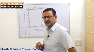 North & West Facing Cosmatic and Hosiery Shop Vastu Tips   Vastu Bansal   Dr  Rajender Bansal
