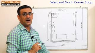 West and North corner Tyre Shop Vastu Tips   Vastu Bansal   Dr  Rajender Bansal
