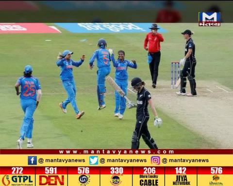 India vs New Zealand, Women's T20 World Cup: India beat New Zealand by 34 runs