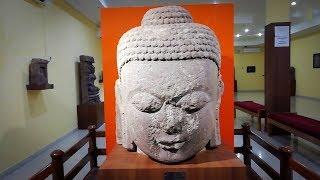 Ratnagiri Museum | Archaeological Museum at Ratnagiri, Jajpur, Orissa (Part 1)