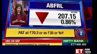 Stocks in news: Future Retail, ABFRL, SREI and Balrampur Chini