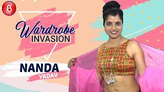Wardrobe Invasion: Sneak Peek Into Nanda Yadavs Closet