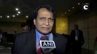 Manohar Parrikar was not only a great leader but also a great human being: Suresh Prabhu