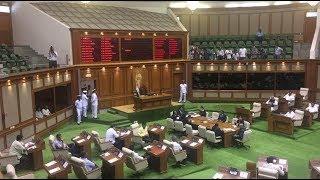 Floor Test- CM Pramod Sawant wins floor test with 20 votes