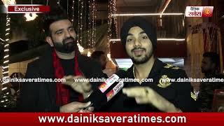 Exclusive: Yuvraj & Mansi Marriage | Gurdeep Mehndi Son Of Daler Mehndi | Dainik Savera |