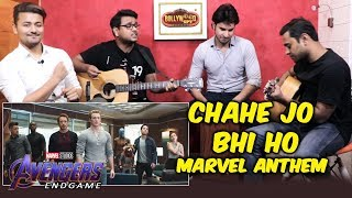 Avengers Endgame NEW Marvel Anthem | Chahe Jo Bhi Ho Song | Hindi | A Tribute To Avengers