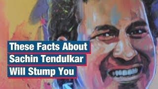 These Facts About Sachin Tendulkar Will Stump You | Sachin Tendulkar Birthday | ETPanache