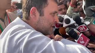 Raebareli Se Chowkidar Ji Nae Bohat Kuch Chinaa Hai   Rahul Gandhi   On PM Modi Visit Raebareli