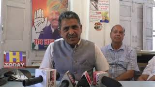7 MAY N 1 Congress expresses concern over comments made by PM Modi about self Rajiv Gandhi