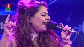 Jay Re Jay Re, Din Cole Jay Re | Beli Afroz | Live Bangla Song|Music Club|BanglaVision Entertainment