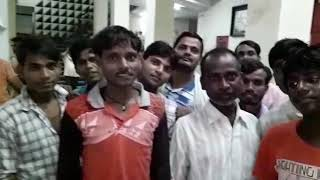 फ़िल्म संघर्ष को आनन्द मंदिर, वाराणसी के दर्शकों ने देखकर जताया खुशी  #SANGHARSH   25 August 2018 