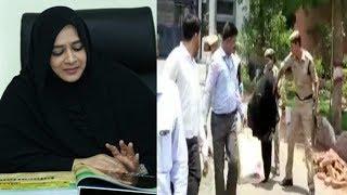 Nowhera Shaik Gir Padi | After Hearing In Court | Roze Ki Halat Mein Gir Padi |