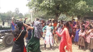 Bhojpuri Shadi Dance Video on Latest REMIX Song || New Desi Dj Dance Video 2018 - 2019