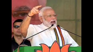 PM Modi in Kerala: Those who supported us and those who didn't, all are our people