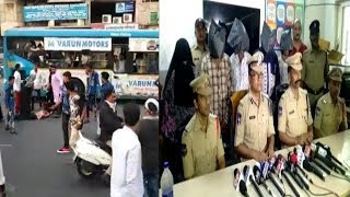 Sr Nagar Par Hue Jaanleva Humle Mein 6 Log Hue Giraftar   @ SACH NEWS  