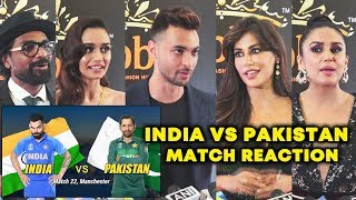 Bollywood Celebs CHEER For INDIA | IND vs PAK Cricket World Cup Match | ICC World Cup 2019