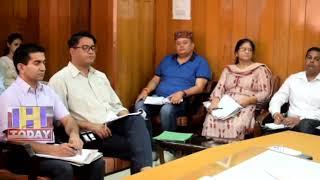 19 JUNE N 1  To be held every Monday (Monday meeting) : Harikesh meena