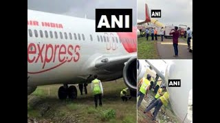 Air India aircraft, overshot Mangaluru Airport runway during landing