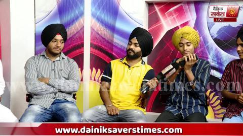 Exclusive : Soni Crew ਨੇ ਖੋਲਿਆ Soni Crew ਦਾ ਰਾਜ਼ | Dainik Savera