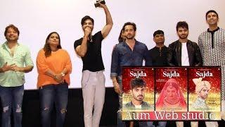 Sajda Song Launch | Suhel Ali Khan Tetiana Kharkevych and Yuvraaj Parashar