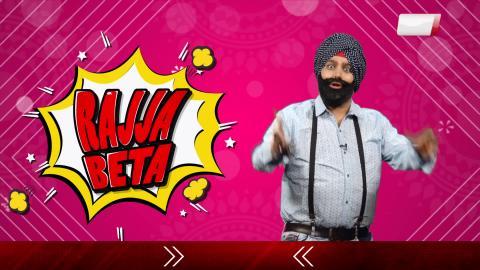 RAJJA BETA | EP 36 | Sidhu Moosewala | Malkit Singh | Garry Sandhu | R Nait | Dainik Savera