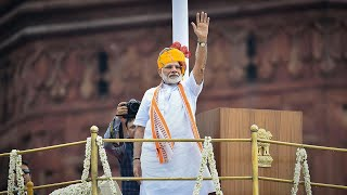 Wealth creators should not be eyed with suspicion, must be respected: PM Modi in I-Day speech