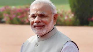 PM Modi visits Education City at Jawanga, Dantewada | PMO