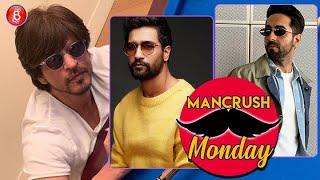 Vicky Kaushal, SRK , Ayushmann, Hrithik Roshan Take Your Monday Blues Away | Mancrush Monday