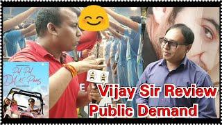 Pal Pal Dil Ke Pass Critic Review By Vijay Sir On Public Demand, Thanks Sir