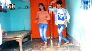 #पतई पे पानी झार के जा #होठवा के लाली चाट के जा गाने पर Girl Friend Boy Friend का जबरदस्त Live डांस