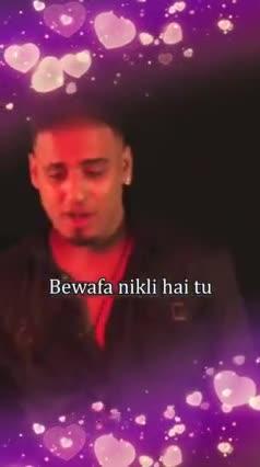 Bewafa Bewafa Whatsapp Status Video