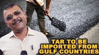 After Bone-Jarring Ride On Potholed Roads, Be Ready To Ride On Imported Tar Roads!