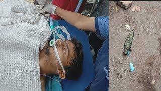 Dost Ne Kiya Dost Par Jaanleva Humla At Chaderghat Hyderabad |@ SACH NEWS |