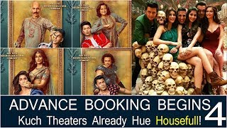 Housefull 4 Advance Booking Started In INDIA In A Big Way, Few Theaters Almost Housefull
