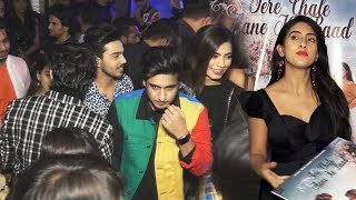 Tik Tok Star At Launch Of Music Label Dhunkii And Tere Chale Aane Ke Baad